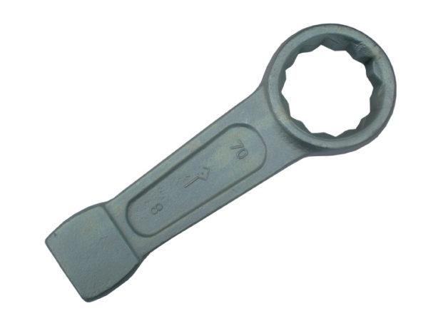 Ключ накидной односторонний  70 мм ударный
