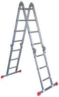 Лестница 4-х секц.4х 4 ступ.(h-лест 4.72м, h-стрем 2.25м)