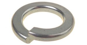 Шайба гроверная  М 8 (1кг/440 шт)  DIN 127
