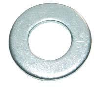 Шайба плоская   М8 (1кг/588 шт)   DIN 125