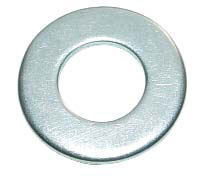 Шайба плоская увеличенная  М10 (1кг/93 шт) DIN 9021