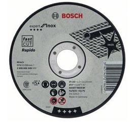 Круг отрезной по металлу 115х2,5х22 BOSCH/2.608.600.318