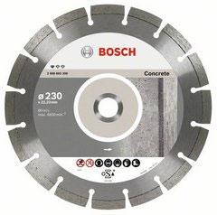 Диск алмазный  150х22 сегм.  BOSCH Standard /2.608.602.198/