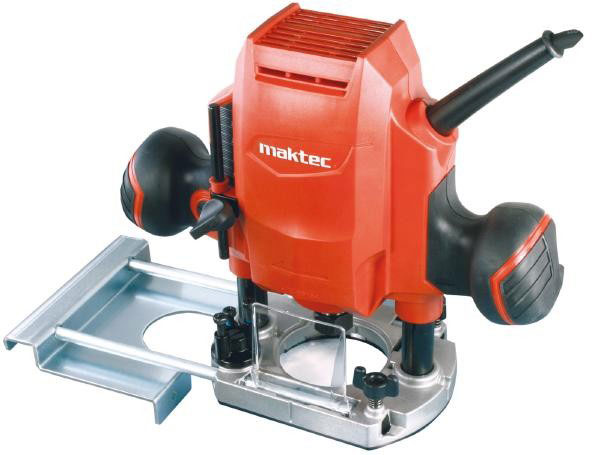 Фрезер MAKTEC MT361 (900Вт,6/8мм,0-35мм,27000об/мин)