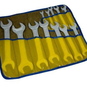 Набор рожковых ключей 12шт (8-32) Камышин