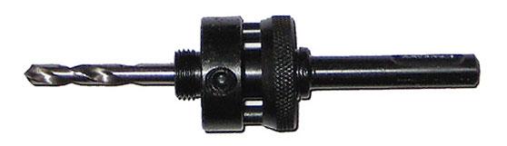 Адаптер для HSS Bi-Metal-коронок MAKITA (хвостSDS-Plus,L-140мм,d-32-152мм,сверло6мм)/D-17619