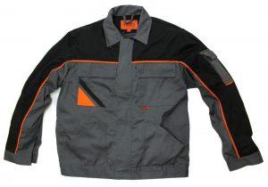 Куртка рабочая Профессионал, размер 48, рост 174, цвет серый