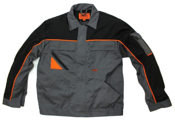Куртка рабочая Профессионал, размер 58, рост 186, цвет серый
