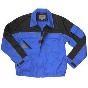Куртка рабочая Профессионал, размер 46, рост 171, цвет СИНИЙ