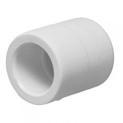 Муфта соединительная d=25мм полипропилен