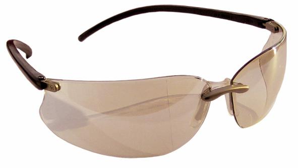 Очки защитные MAKITA M-FORCE прозрачные с чехлом /P-66329