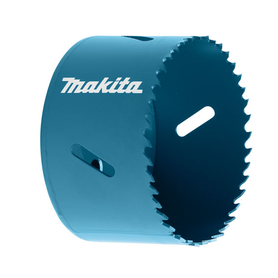 Коронка HSS-Co Bi-Metal MAKITA Ezychange (d 32мм/L-40мм,нержавейка,сталь,цв.мет,ПВХ,дерево)/B-11346