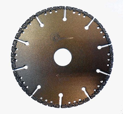Диск алмазный 230х22 сегм.   WDC/металл