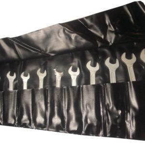 Набор рожковых ключей 11шт (8х10-27х30) М-318 Павлово