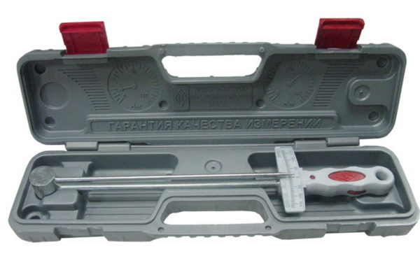 Ключ динамометрический КМШ1-140 (до 14 кг) НИЗ