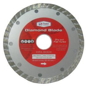 Диск алмазный 115х22 турбо   TAMO